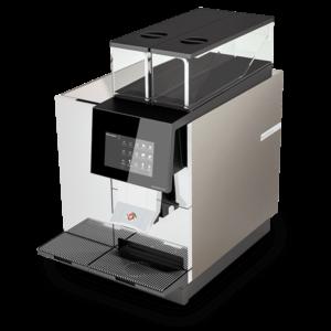 Thermoplan Black&White 4 Compact - Thermoplan kaffemaskine med køleskab