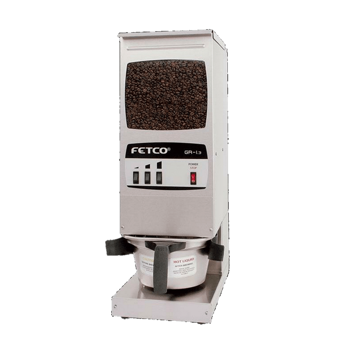 Fetco kaffekværn - Fetco profesionel kaffekværn - Fetco GR. 1.3