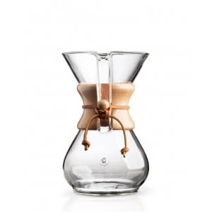 Chemex 6 kopper - Chemex kaffekande - Chemex kaffe
