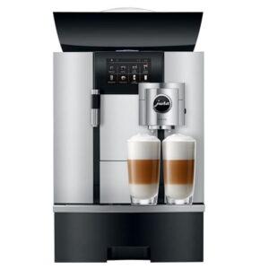 Jura Giga X3c - Fuldautomatisk kaffemaskine til kontor - Ønsk