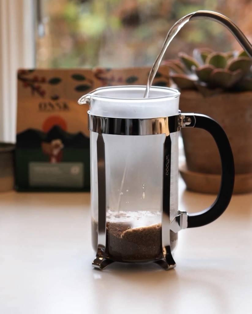 stempelkaffe skal have lov at blomstre