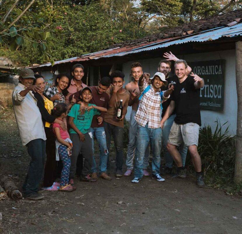 Leonel og hans familie